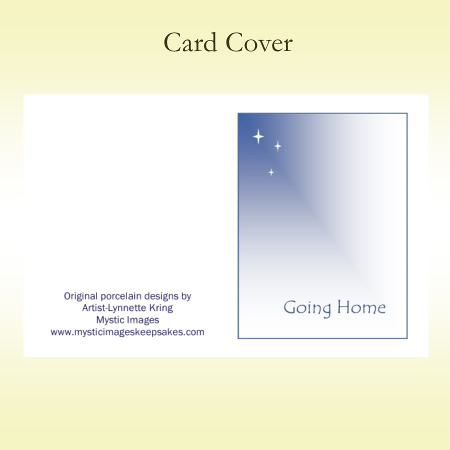 Going Home Card Cover
