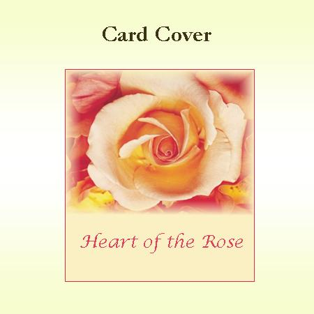 Heart of the Rose Keepsake