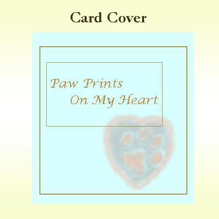 Paw Prints - Mystic Images Keepsakes