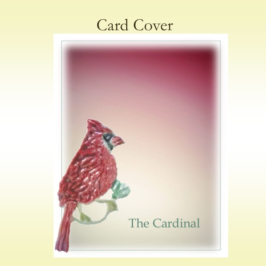 The Cardinal Keepsake