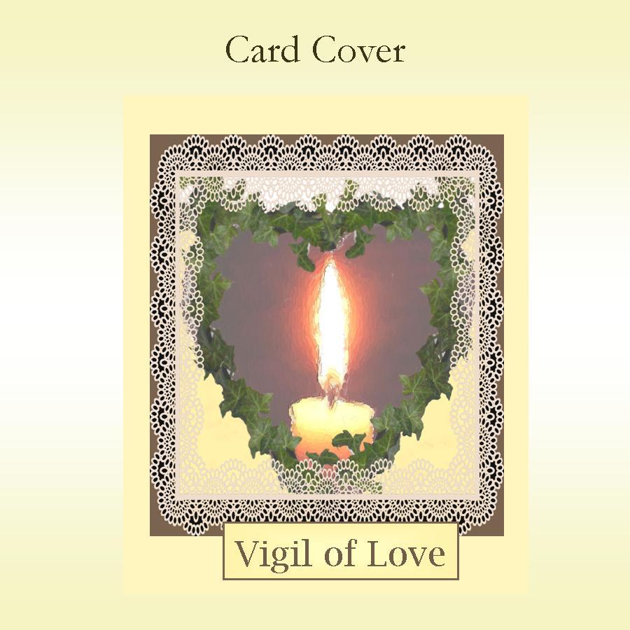 Vigil of Love Keepsake