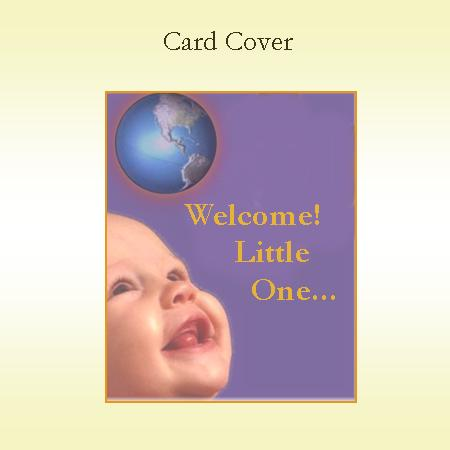 Welcome Little One Keepsake