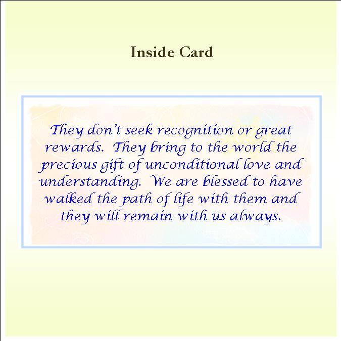 Compassionate Spirit